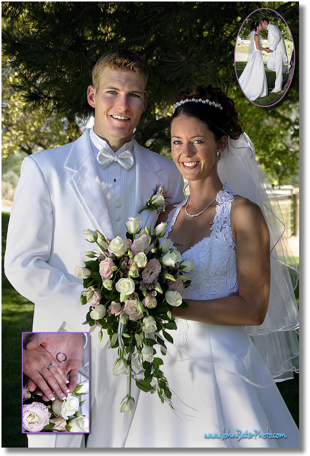 Wedding photographer serving Boise, Nampa and the Treasure Valley